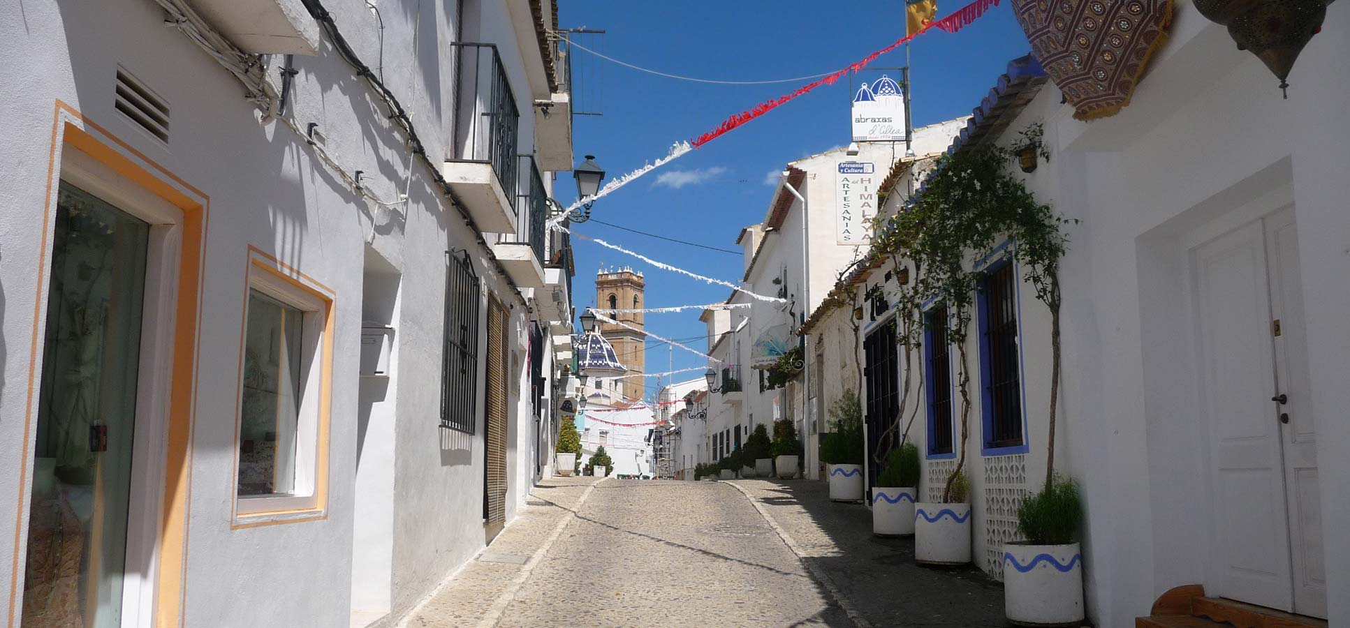 Spain travel reviews, Spain, Altea