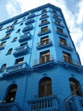 colourful building in Havana
