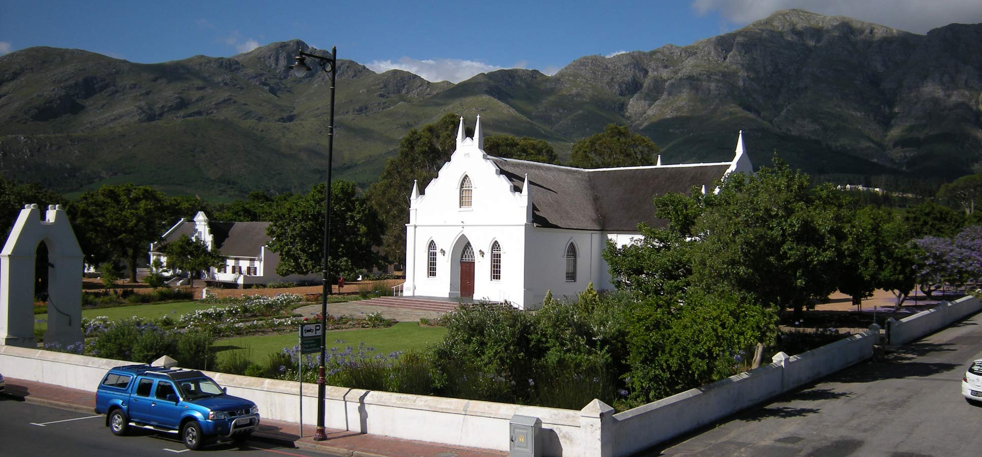 Travel Jimmy travel reviews Franschhoek South Africa